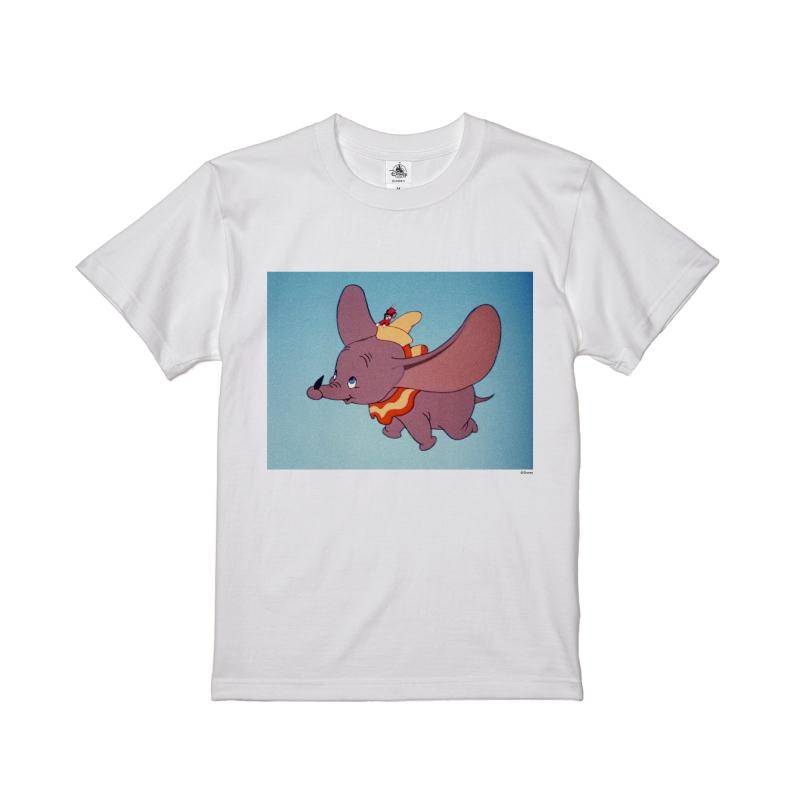 【D-Made】Tシャツ メンズ 映画『ダンボ』