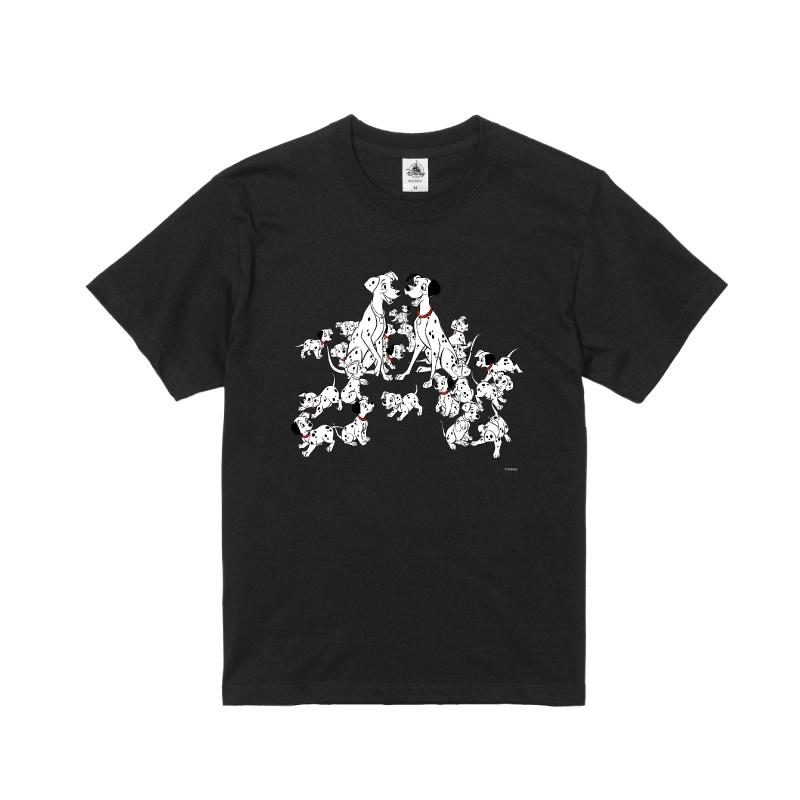 【D-Made】Tシャツ メンズ 101匹わんちゃん