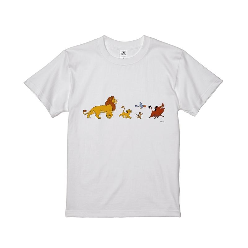 【D-Made】Tシャツ メンズ ライオン・キング