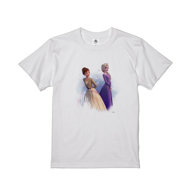 【D-Made】Tシャツ メンズ アナ&エルサ