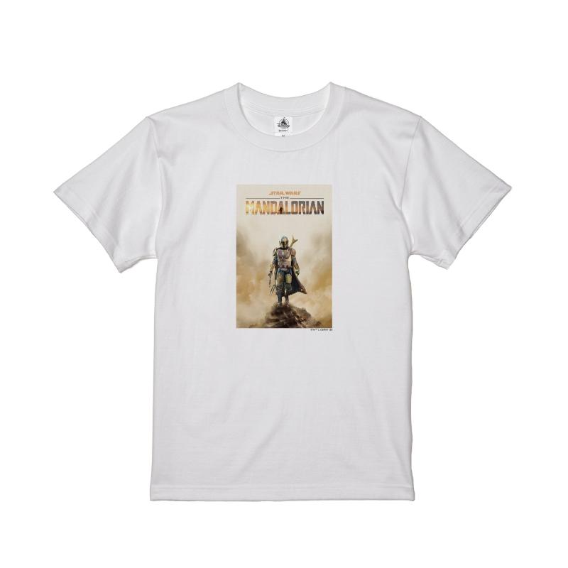 【D-Made】Tシャツ メンズ 『マンダロリアン』ポスター2