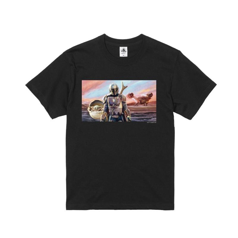 【D-Made】Tシャツ メンズ 『マンダロリアン』集合