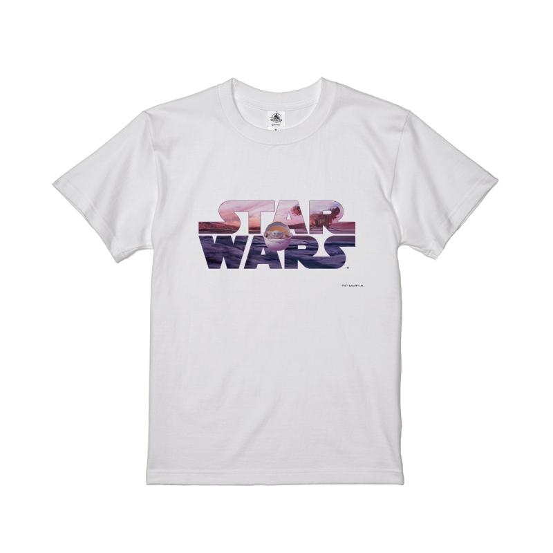 【D-Made】Tシャツ メンズ STARWARSロゴ