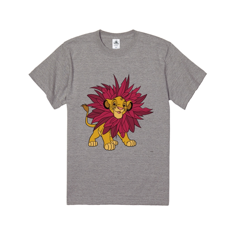 【D-Made】Tシャツ  ライオンキング シンバ