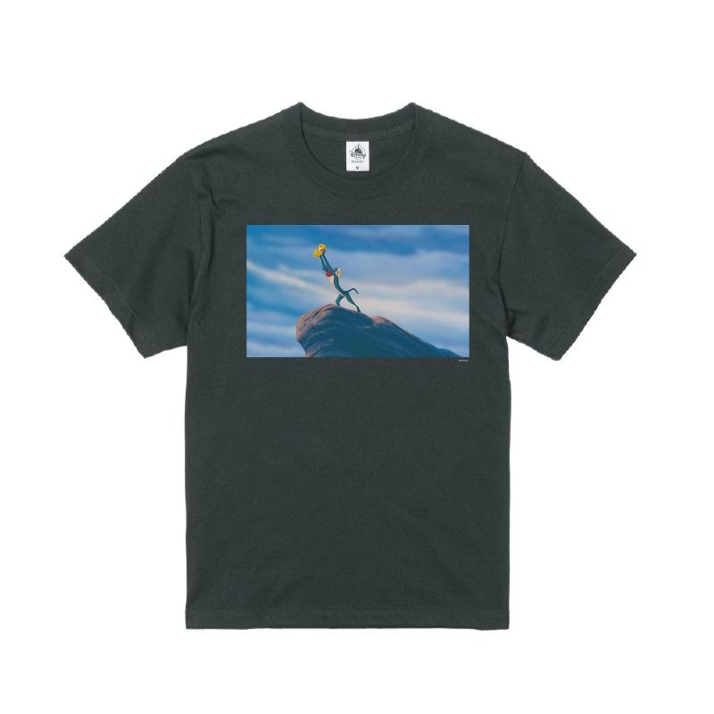 【D-Made】Tシャツ ライオンキング シンバ&ラフィキ