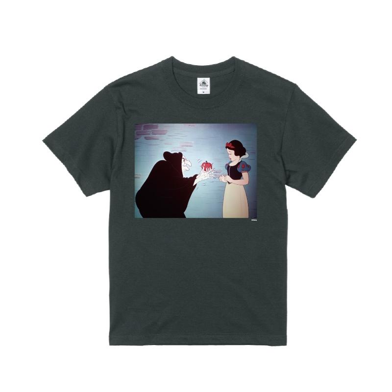 【D-Made】Tシャツ メンズ  白雪姫 ヴィランズ