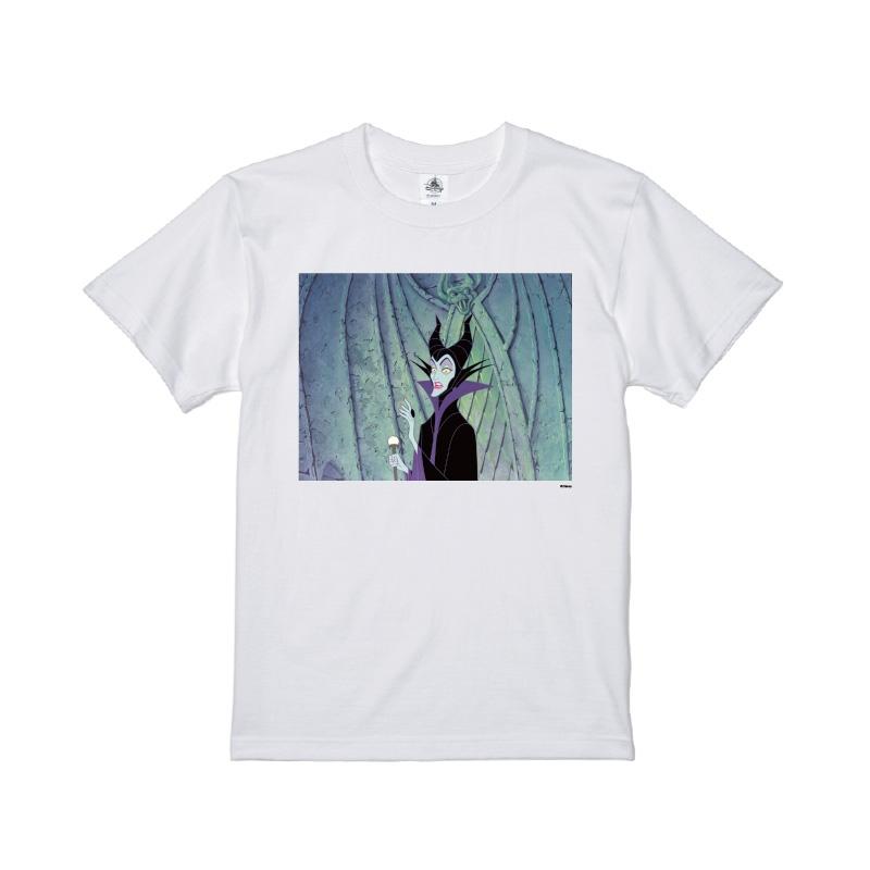 【D-Made】Tシャツ メンズ  眠れる森の美女 マレフィセント ヴィランズ