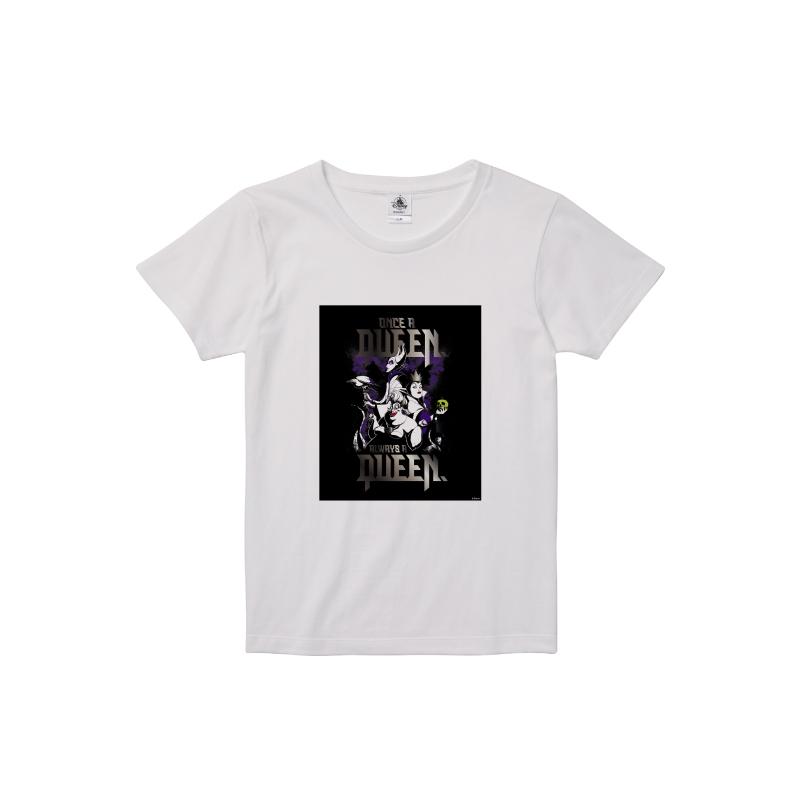 【D-Made】Tシャツ レディース ヴィランズ