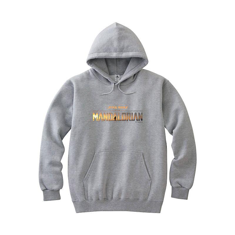 【D-Made】パーカー 『マンダロリアン』ロゴ